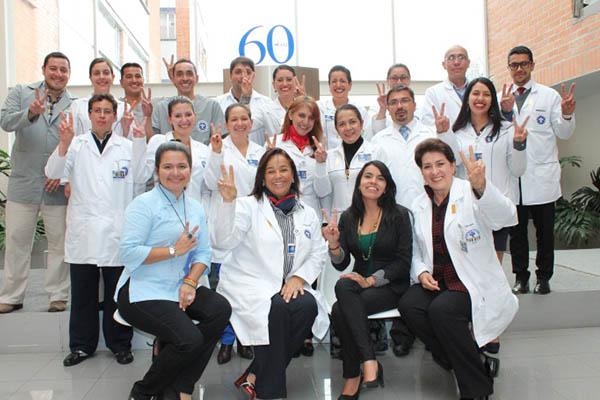 Institución Acreditada en Salud por el ICONTEC y el Ministerio de Salud y Proyección Social. (2014)