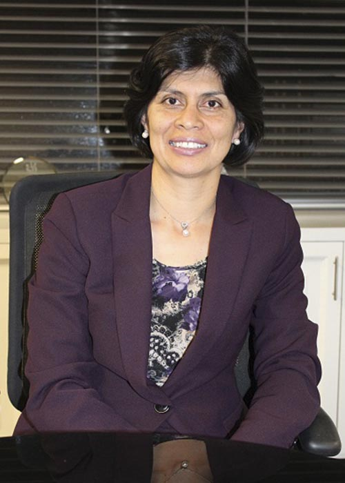Miembro MARÍA ALEJANDRA MORA MUÑOZ  Profesión: Contadora pública  Fecha de nombramiento o elección: Marzo 15 de 2012 (Ratificada)