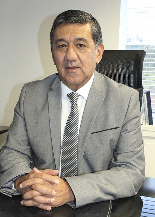 Presidente  ORLANDO VASQUEZ BASTIDAS  Economista  Fecha de nombramiento o elección: Agosto 25 de 2014