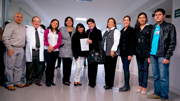 Certificación en Buenas Prácticas de Manufactura de Gases Medicinales (BPM) Por el INVIMA en el Servicio Farmacéutico. (2011)