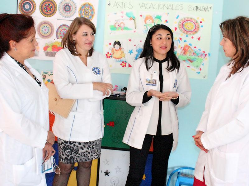 Visita al Centro Lúdico de Educación en Valores Humanos