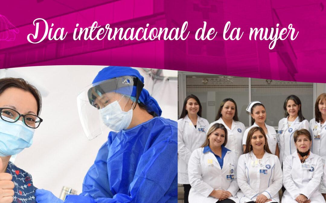 Mensaje en el Día Internacional de la Mujer